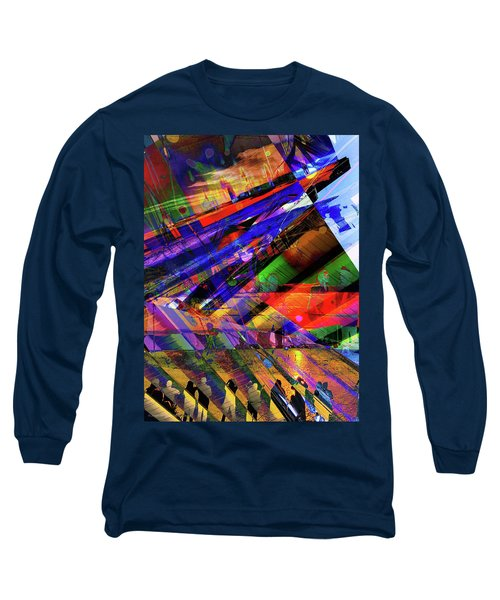 Visions Of Ghostlands Paul Long Sleeve T-Shirt