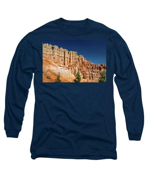 Wall Of Windows Long Sleeve T-Shirt
