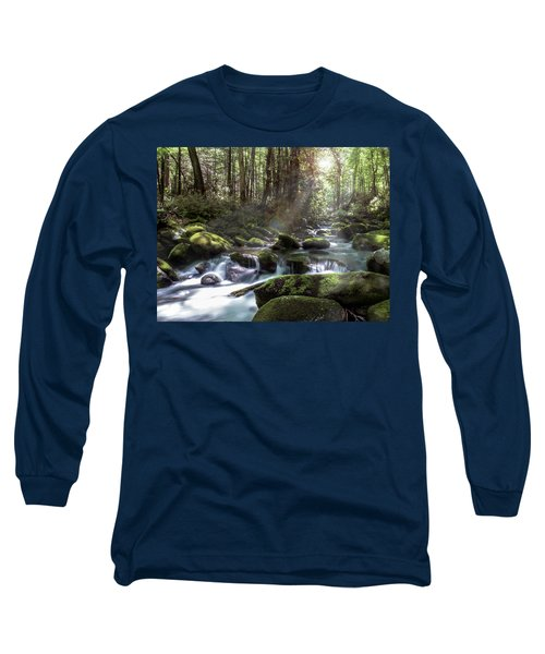 Woodland Falls Long Sleeve T-Shirt
