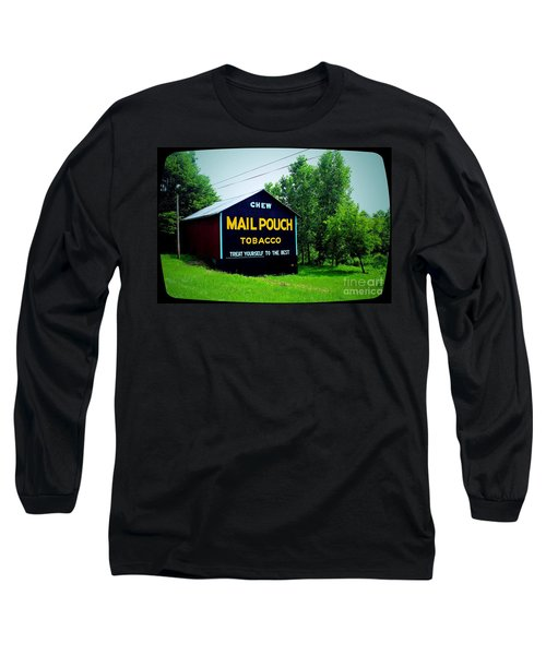 Mail Pouch Long Sleeve T-Shirt