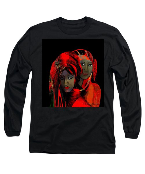 000 - Colour Of Passion Long Sleeve T-Shirt
