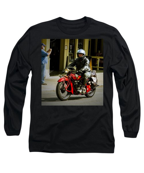 # 70 Rolls In To Cape G'. Long Sleeve T-Shirt