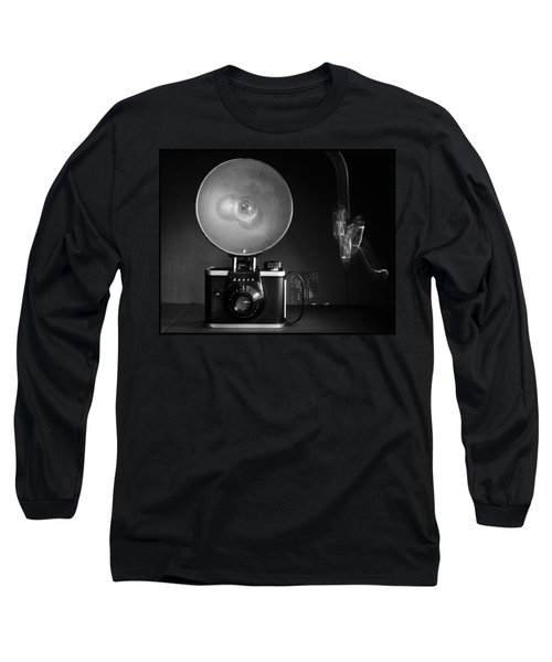 Ansco Camera Long Sleeve T-Shirt