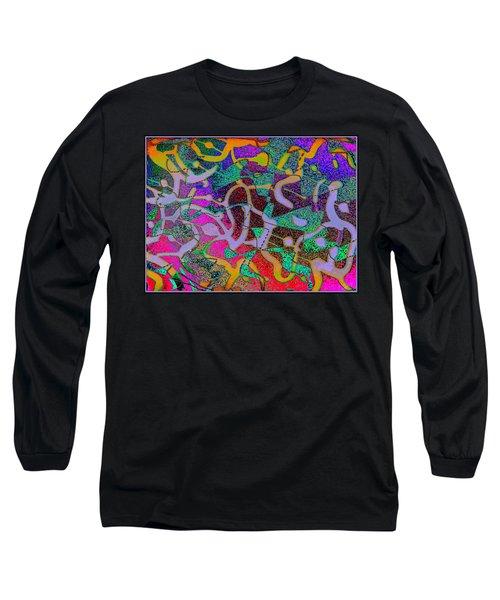 B.b. Three Long Sleeve T-Shirt