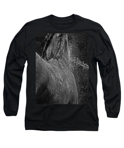 Horse Cool Off Long Sleeve T-Shirt