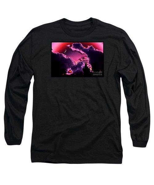 June Moon Long Sleeve T-Shirt