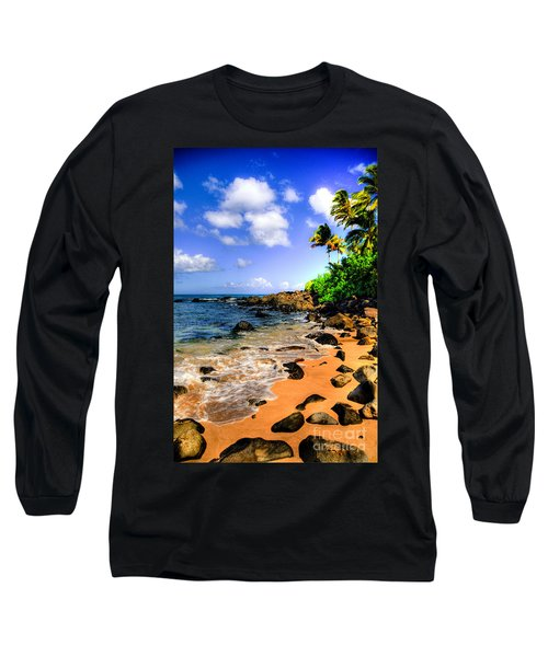 Laniakea Beach Long Sleeve T-Shirt
