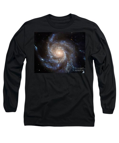 Messier 101 Long Sleeve T-Shirt