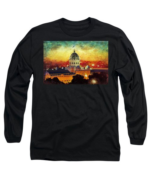 Royal Exhibition Building Long Sleeve T-Shirt