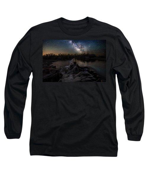 Split Rock Dreamscape Long Sleeve T-Shirt