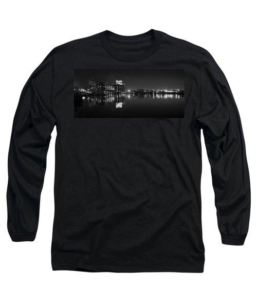 Sugar Glow Bw Long Sleeve T-Shirt