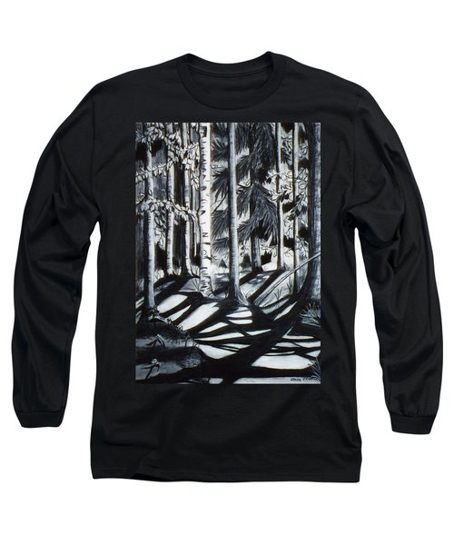 Take The Maine Path Long Sleeve T-Shirt