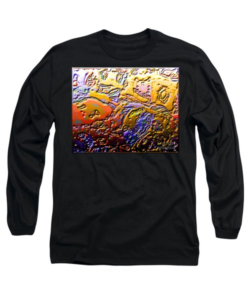 0365 Abstract Thought Long Sleeve T-Shirt
