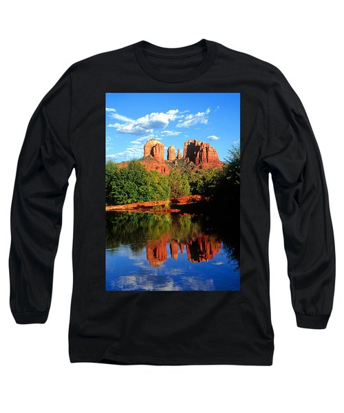 0464 Sedona Arizona Long Sleeve T-Shirt