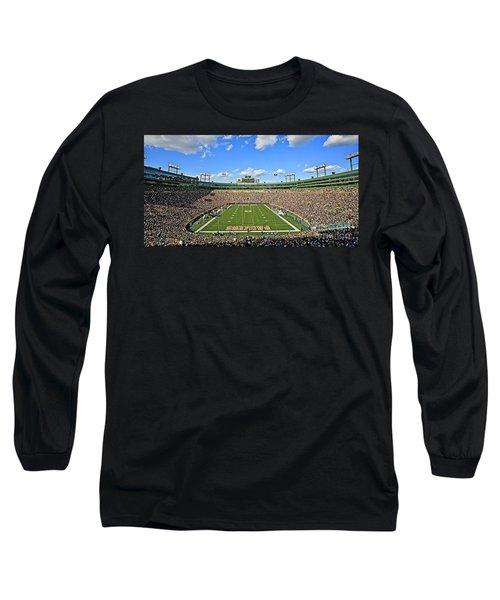 0539 Lambeau Field Long Sleeve T-Shirt