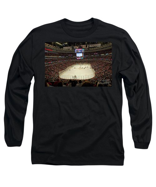 0616 The United Center - Chicago Long Sleeve T-Shirt