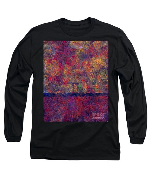 0799 Abstract Thought Long Sleeve T-Shirt