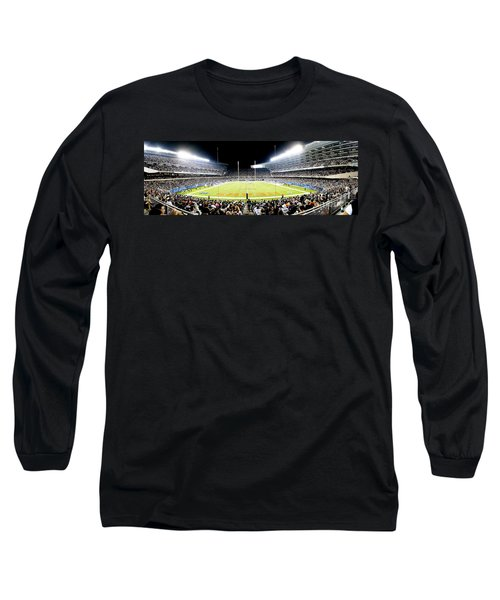 0856 Soldier Field Panoramic Long Sleeve T-Shirt
