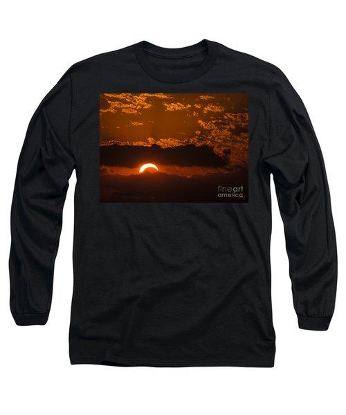2012 Solar Eclipse Long Sleeve T-Shirt