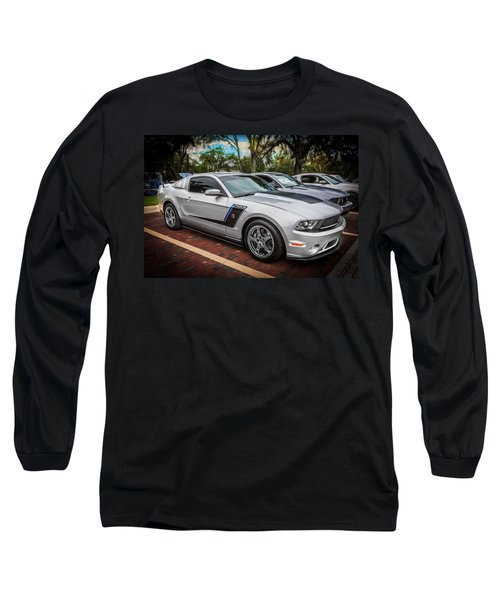 2012 Ford Roush Stage 3 Mustang Rs3 Painted  Long Sleeve T-Shirt