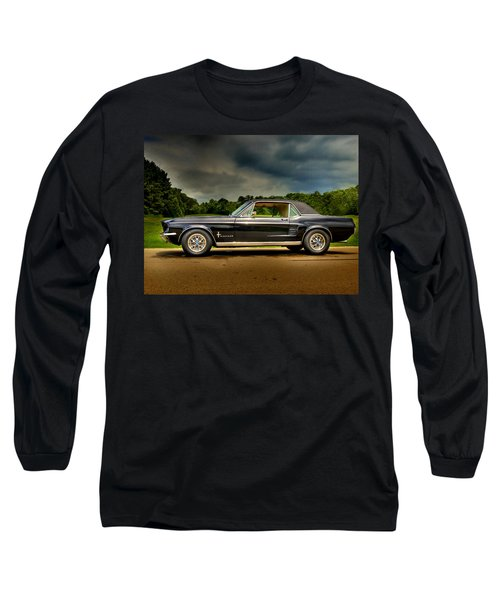 67 Mustang Long Sleeve T-Shirt