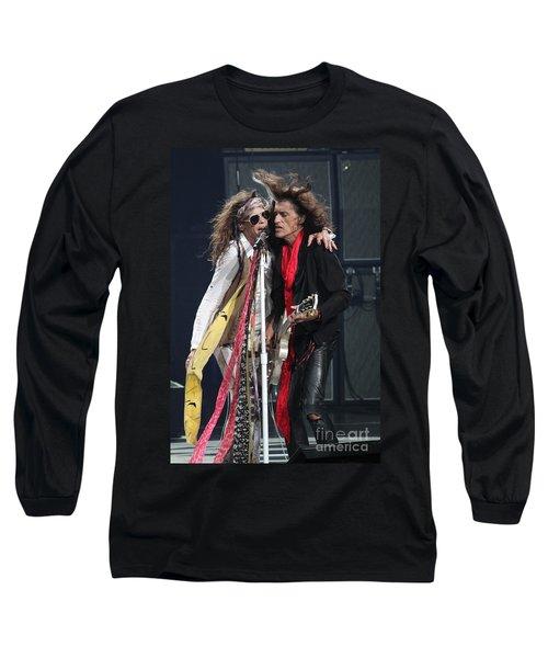 Aerosmith Long Sleeve T-Shirt by Concert Photos
