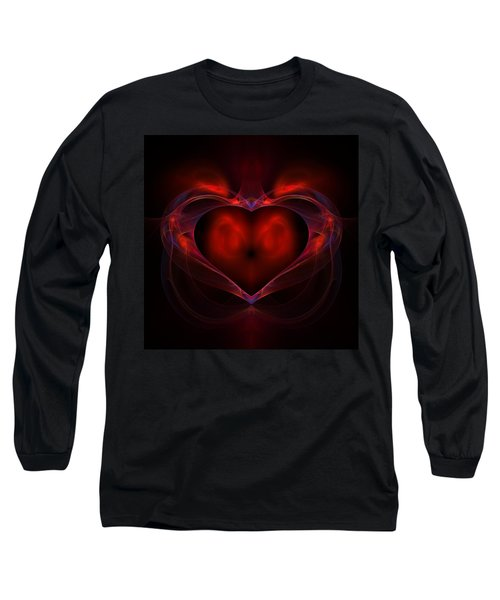 Aflame Long Sleeve T-Shirt