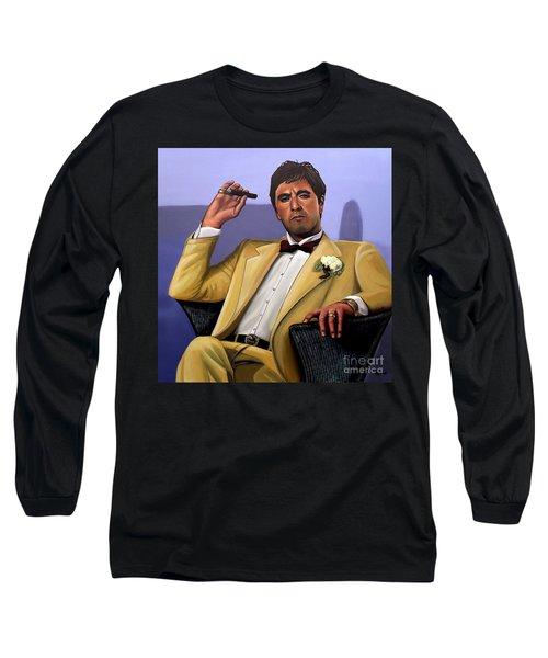 Al Pacino Long Sleeve T-Shirt