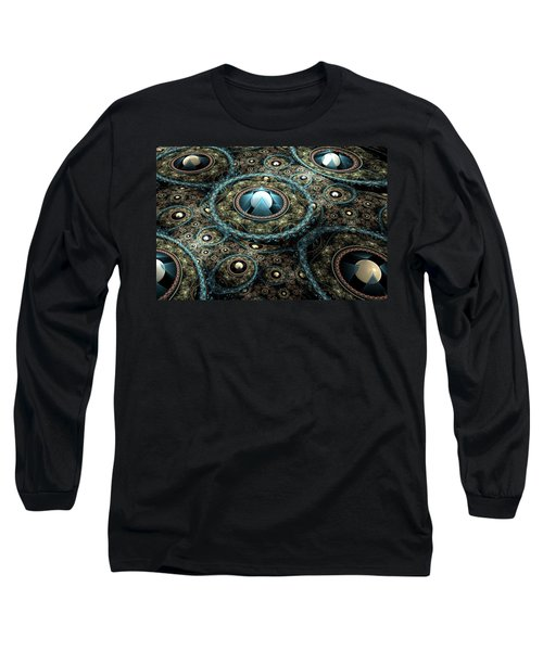 Alien Station Long Sleeve T-Shirt