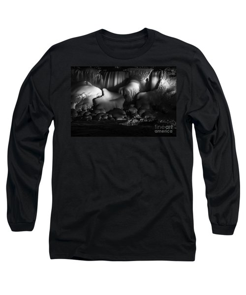 American Falls Long Sleeve T-Shirt by JT Lewis