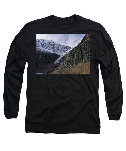 Angel Glacier Long Sleeve T-Shirt
