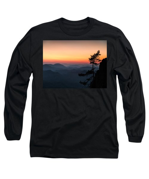 At The End Of The Day Long Sleeve T-Shirt by Davorin Mance