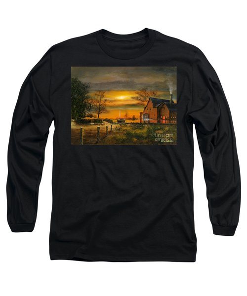 Autumn Gold Long Sleeve T-Shirt