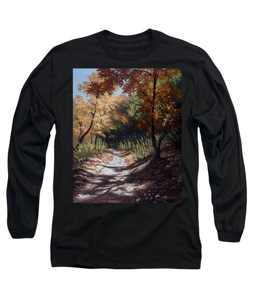 Autumn Trails Long Sleeve T-Shirt