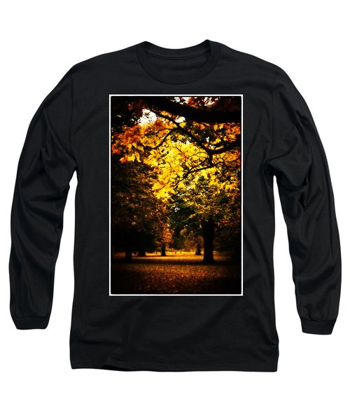 Autumnal Walks Long Sleeve T-Shirt