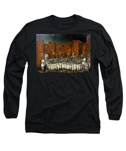 Before Battle Long Sleeve T-Shirt