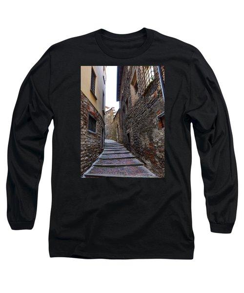 Bergamo Alta Long Sleeve T-Shirt by Jouko Lehto
