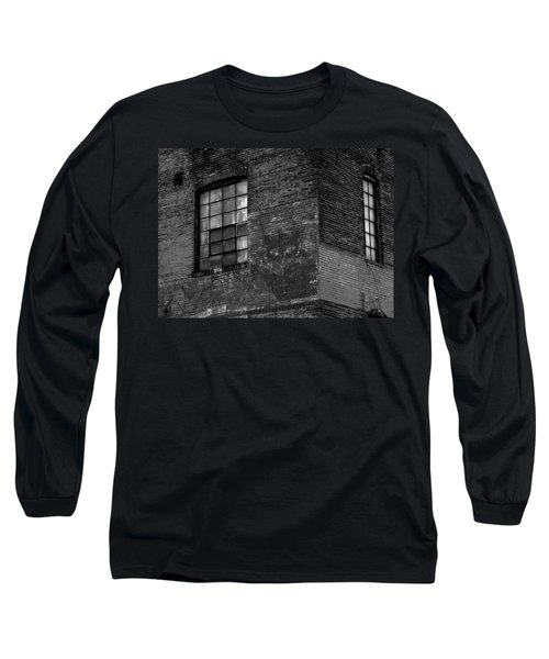 Black Kat Long Sleeve T-Shirt by Robert Geary