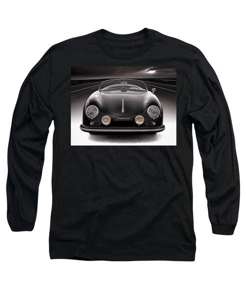 Black Speedster Long Sleeve T-Shirt