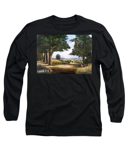 Bromyard Downs Long Sleeve T-Shirt