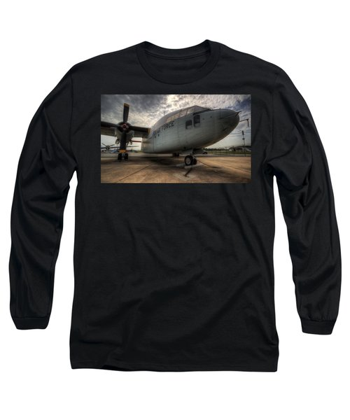 C-119 Flying Boxcar Long Sleeve T-Shirt