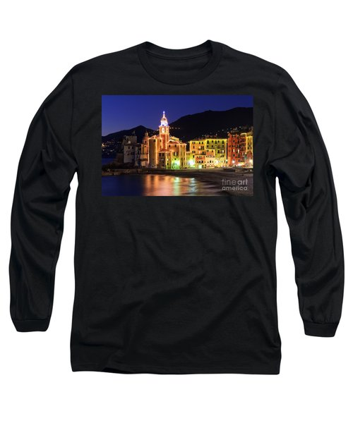 Camogli At Evening Long Sleeve T-Shirt
