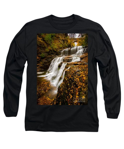 Cascadilla Gorge Long Sleeve T-Shirt