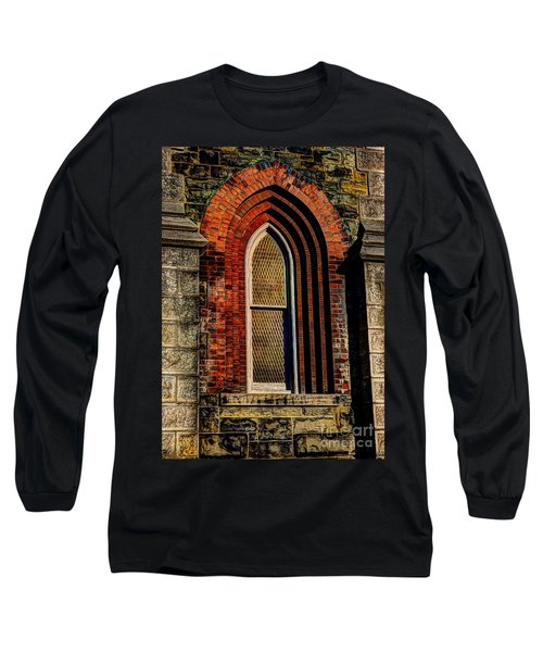 Churches On Church Street Long Sleeve T-Shirt