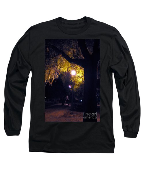 Davenport At Night Long Sleeve T-Shirt