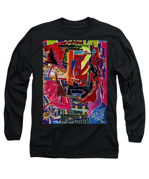 Definitively Every Direction Long Sleeve T-Shirt
