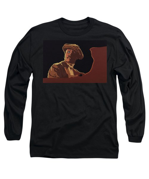 Donny Hathaway Long Sleeve T-Shirt