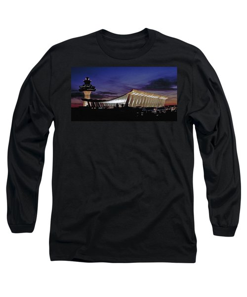Dulles International Long Sleeve T-Shirt