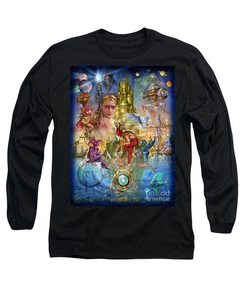 Fantasy Island Long Sleeve T-Shirt