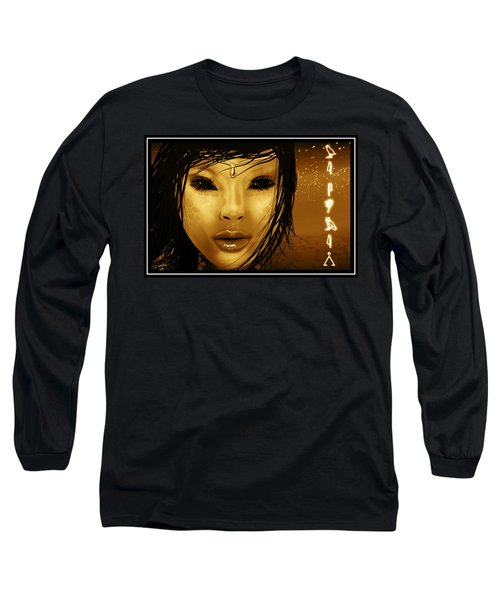 Alien Witch Long Sleeve T-Shirt